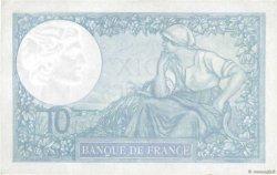 10 Francs MINERVE modifié FRANCE  1940 F.07.24 SPL