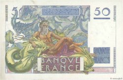 50 Francs LE VERRIER  FRANCE  1950 F.20.15 SPL