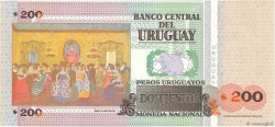 200 Pesos Uruguayos URUGUAY  2006 P.089 NEUF
