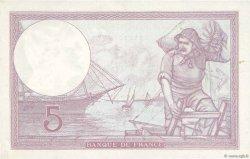 5 Francs VIOLET modifié FRANCE  1940 F.04.18 SPL+