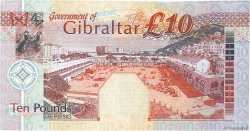10 Pounds GIBRALTAR  2002 P.30 NEUF
