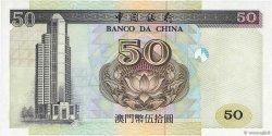 50 Patacas MACAO  1997 P.092b NEUF