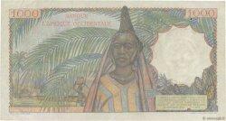1000 Francs AFRIQUE OCCIDENTALE FRANÇAISE (1895-1958)  1951 P.42 TTB+