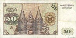 50 Deutsche Mark ALLEMAGNE  1977 P.033b TTB