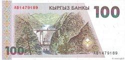 100 Som KIRGHIZSTAN  1994 P.12 NEUF