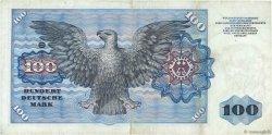 100 Deutsche Mark ALLEMAGNE  1970 P.034a TTB