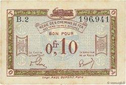 10 Centimes FRANCE régionalisme et divers  1956 JP.02 TTB