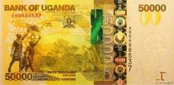50000 Shillings OUGANDA  2010 P.54a NEUF