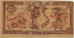 100 Dong VIET NAM  1948 P.028a TTB à SUP