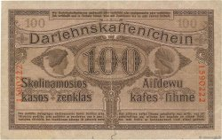 100 Mark ALLEMAGNE  1918 P.R133 TB