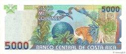 5000 Colones COSTA RICA  2004 P.266b pr.NEUF