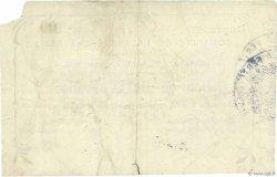 2 Francs FRANCE régionalisme et divers FERTE-CHEVRISIS (LA) 1915 JP.02-0821 TTB