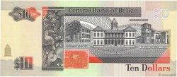 10 Dollars BELIZE  1990 P.54a pr.NEUF