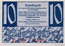 10 Pfennig ALLEMAGNE  1947 PS.1007 SPL