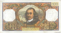 100 Francs CORNEILLE FRANCE  1970 F.65.29 TTB+