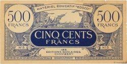 500 Francs FRANCE régionalisme et divers  1940  TTB à SUP
