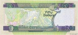 50 Dollars ÎLES SALOMON  2001 P.24 NEUF