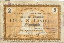 2 Francs FRANCE régionalisme et divers  1915 JP.02-1179 TB+
