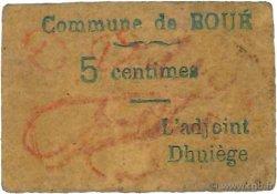 5 Centimes FRANCE régionalisme et divers  1916 JP.02-2522 SUP