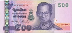 500 Baht THAÏLANDE  2001 P.107 NEUF