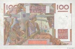 100 Francs JEUNE PAYSAN FRANCE  1951 F.28.30 SUP+