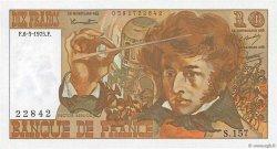 10 Francs BERLIOZ FRANCE  1975 F.63.09 pr.NEUF