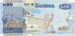 50 Kwacha ZAMBIE  2012 P.53 NEUF