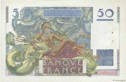 50 Francs LE VERRIER FRANCE  1949 F.20.13 pr.SPL