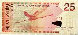 25 Gulden ANTILLES NÉERLANDAISES  2008 P.29e NEUF