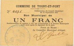 1 Franc FRANCE régionalisme et divers  1914 JP.02-2307 TTB