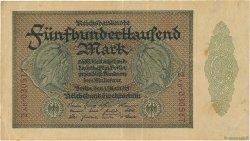 500000 Mark ALLEMAGNE  1923 P.088b TTB
