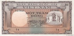 100 Dong VIET NAM SUD  1966 P.18a SUP