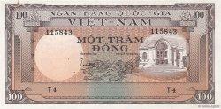 100 Dong VIET NAM SUD  1966 P.18a SUP