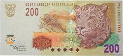200 Rand AFRIQUE DU SUD  2005 P.132 NEUF