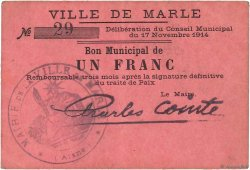 1 Franc FRANCE régionalisme et divers  1914 JP.02-1439 TTB+