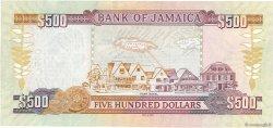 500 Dollars JAMAÏQUE  2008 P.85e pr.NEUF