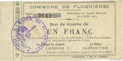 1 Franc FRANCE régionalisme et divers  1915 JP.02-0909 TTB