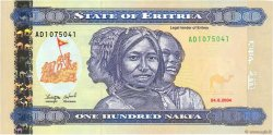 100 Nafka ÉRYTHRÉE  2004 P.08 NEUF