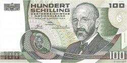 100 Schilling AUTRICHE  1984 P.150 NEUF