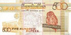 500 Rupees SEYCHELLES  2005 P.41 NEUF