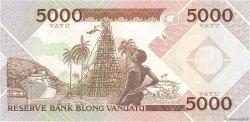 5000 Vatu VANUATU  1989 P.04 NEUF