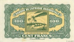 100 Francs type 1942 AFRIQUE OCCIDENTALE FRANÇAISE (1895-1958)  1942 P.31a SPL