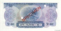 50 Dollars ÉTHIOPIE  1961 P.22s NEUF