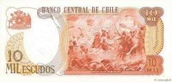 10000 Escudos CHILI  1974 P.148 NEUF