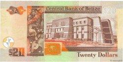20 Dollars BELIZE  2012 P.72 NEUF