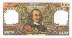 100 Francs CORNEILLE FRANCE  1977 F.65.59 pr.SPL