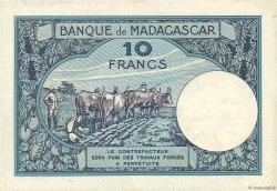 10 Francs MADAGASCAR  1947 K.804b SUP