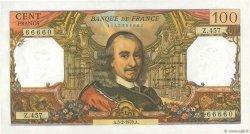 100 Francs CORNEILLE FRANCE  1970 F.65.30 pr.SPL