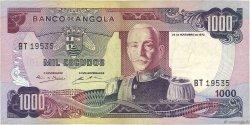 1000 Escudos ANGOLA  1972 P.103 TTB+