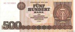 500 Mark ALLEMAGNE  1985 P.033 SPL+